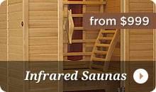Infrared Saunas, Portable Kits