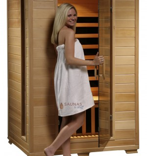 Sauna/Spa Wraps--Women's