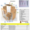 Essence 2 Person Traditional Sauna Assembly
