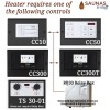 Tylo Deluxe 11 Sauna Controls