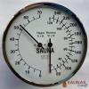 "5"" Sauna Thermometer Hygrometer Combo"