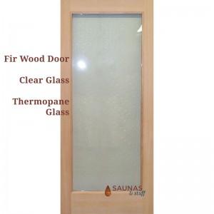 ADA Width Sauna Room Door
