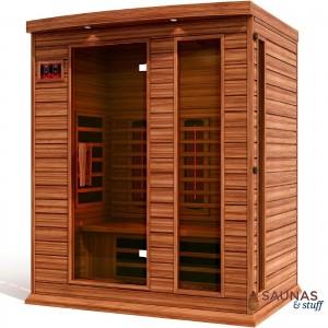 2 Person (C) Carbon Fiber Infrared Sauna