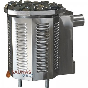 80,000 BTU Natural Gas Sauna Heater