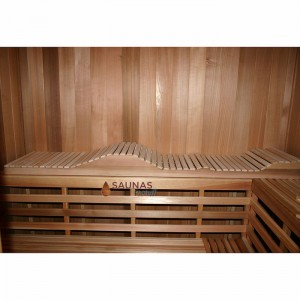 Sauna Body Massage Bench