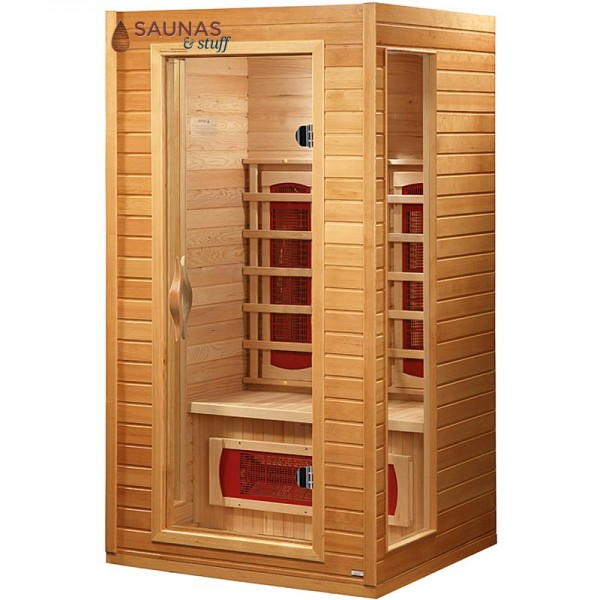 1 Person Ceramic Tube Infrared Sauna