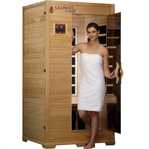 1 Person Carbon Fiber Infrared Sauna