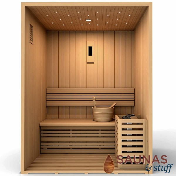 Essence 2 Person Traditional Sauna