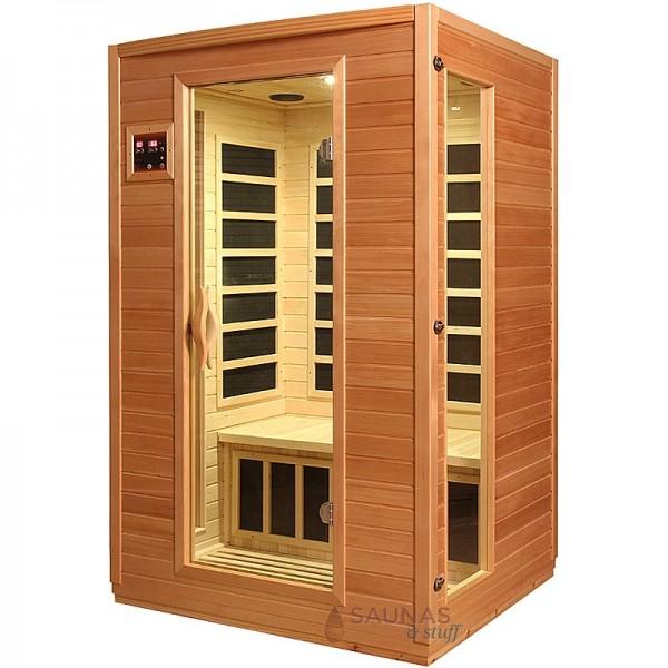 2 Person Sauna | Indoor Sauna from Saunas & Stuff