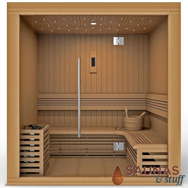 Essence 3 Person Traditional Sauna