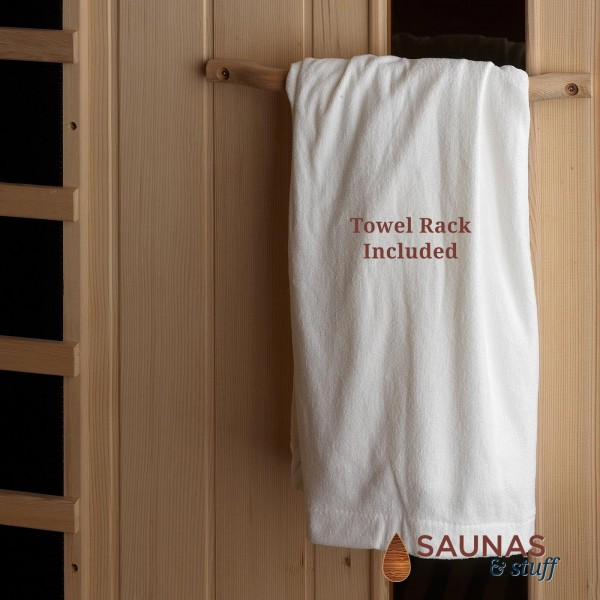 Towel Bar Included
