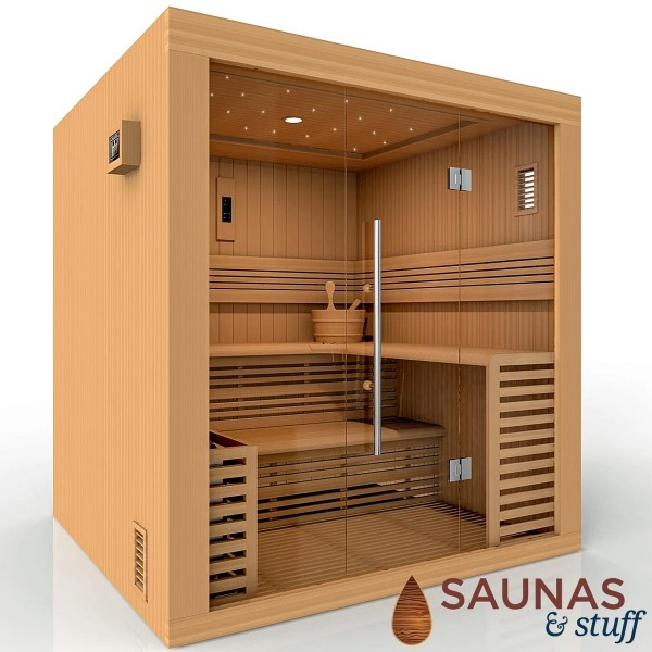 Essence 6 Person Traditional Sauna