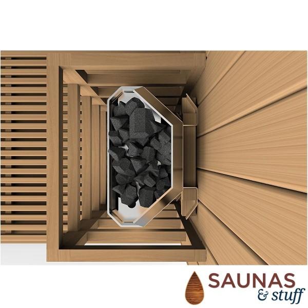 Essence 6 Person Traditional Sauna