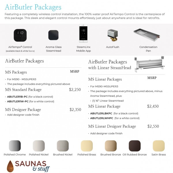 AirButler Package