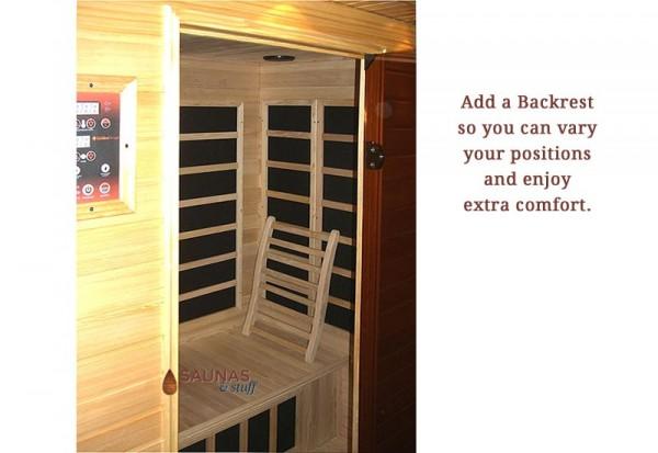 Optional Movable Backrest
