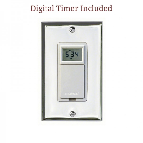 Digital Timer Included