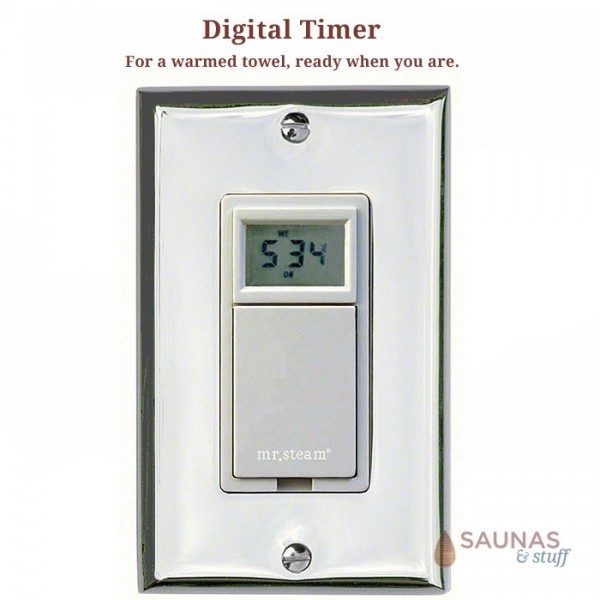 Optional Digital Timer