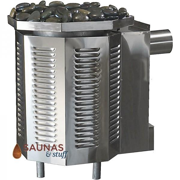 80000 BTU Propane (LP) Sauna Heater