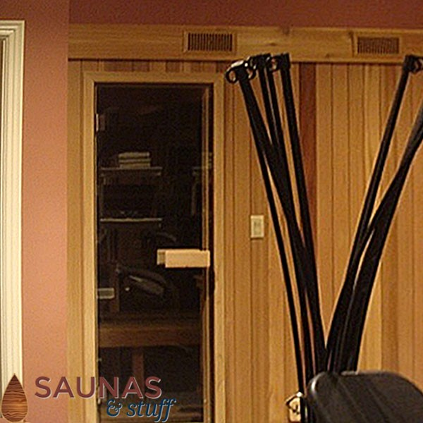 Tempered Glass Sauna Door