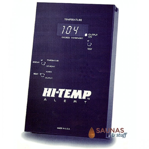 Hi-Temp Alert Alarm