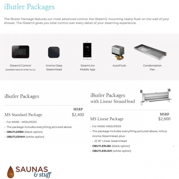 iButler Package.