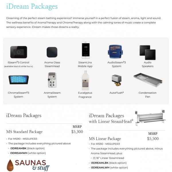 iDream Package