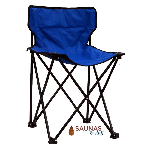 Portable Carbon Fiber Infrared Sauna - Chair Included