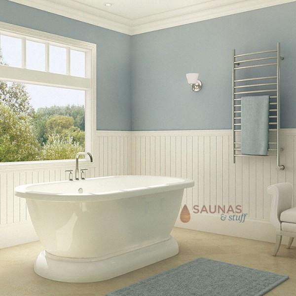 Stainless Steel Towel Warmer - Idea Image