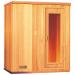 4' x 4' x 7' Pre-Built Sauna