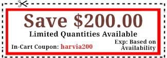 Harvia Sauna Coupon