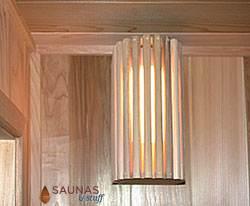 Cedar Sauna Lamp Shade