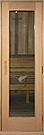 Standard Sauna Door