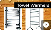 Electric Bathroom Towel Warmers