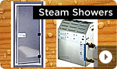 Home Steam Shower Generators & Doors